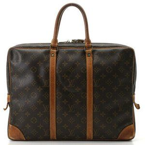 Auth Louis Vuitton Porte Documents #N2741V39O
